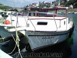 kiralık tekne 8 kişilik kamaralı