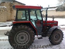 Sivasda başkent 265 4x4 traktör