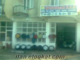 sahibinden devren oto lastik tamir bakım dükkanı