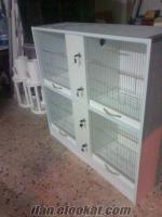 pvc ürettim kafesleri kafes