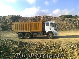 Satılık 2524d damperli kamyon
