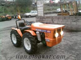 Nevşehirde goldoni 230 bahçe traktörü