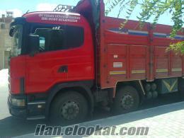 2004 MODEL SCANIA G124/ 360