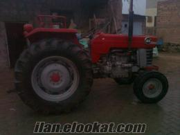 satlık traktör 165 mf