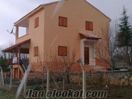 pozantı alpu köyünde atılık yayla evi