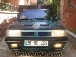 1994 model doğan turkuaz yeşili slx