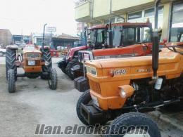 satlık traktörler KAYA OTOMOTİV