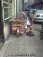 zonguldakta satılık kokoreç arabası