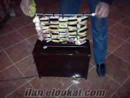 tokat kebabı unıversal dumansız kebap ocağı kebabini