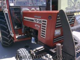 MERT GALERİDEN 1993 MODEL FIAT 7056 TRAKTÖR
