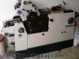 Şanlıurfada sahibinden satılık matbaa makinaları