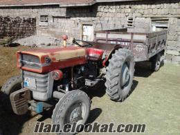 Develide sahibinden satılık traktör.