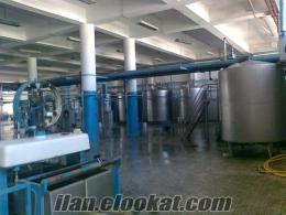 Satılık fabrika - SÜT peynir- ARSA