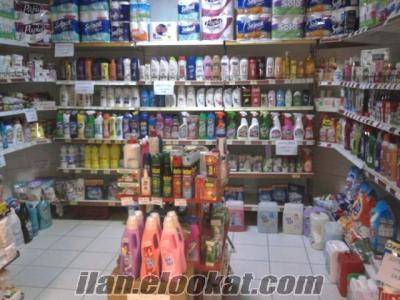 İzmir üçyolda devren kiralık market