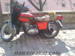 tuncelide sahibinden satılık sepetli motor