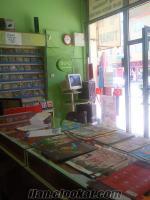 Kayseride satılık cd dükkanı