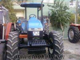 NEW HOLLAND TD 95 GÖLGELİKLİ 4X4 2004 MODEL