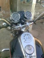 Çorluda satılık motorsiklet