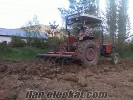 Bayburtda satlık traktör