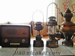 satılık 3 adet antika eşya