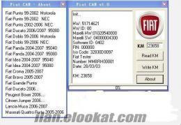 Fiat KM Düzeltme Cihazı