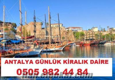 Antalya Sahibinden Günlük Haftalık Kiralık Daireler, Evler, Apartlar
