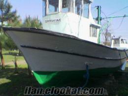 Samsun Çarşambada satılık tekne