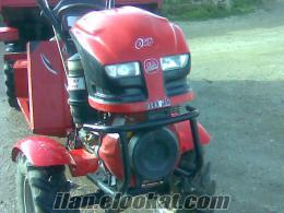 Konyada bahçe motoru