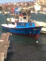 Satılık Balıkçı Teknesi enindeluk