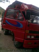 satlık ısuzu nkr wide kamyonet temiz