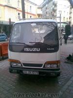 istanbulda sahibinden satılık kamyonet ısuzu