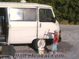 sahibinden 1994 model pejo minibüs j9