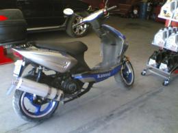 satılık 2006 kanuni hussar 125cc