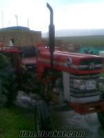 Kayseride satılık 1974 model 168 lik fransız massey ferguson traktör.