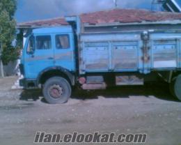 nevsehir avanos calis kasabasi sahibinden satılık kamyon 2622 mecedes