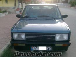 satılık 1988 model eski kasa doğan