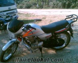 satılık motosiklet