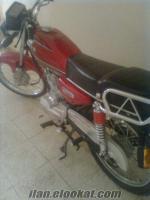 Gaziantep Satlık motosiklet ASYA 125 cc