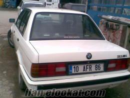 bandırmadan satılık BMW 316İ E30