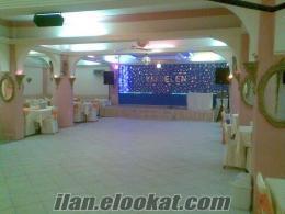 satılık düğün salonu