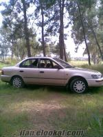 1998 madel toyato corollo 2. el araba