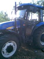 NEW HOLLAND TD75 D ÇİFTÇEKER 2007 MODEL