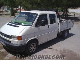 izmirde sahibinden satılık volkswagen çift kabin kamyonet