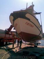 sahibinden satılık balıkçı teknesi motoruygar