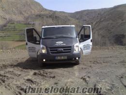İspirde satılık 2007 ford transit