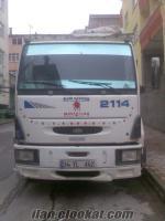 istanbulda sahibinden kamyon