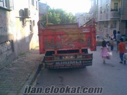 Bağcılarda dodge kamyonet