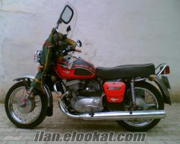 elazığda satılık 1987 model fulll orjinal sepetli motorsiklet