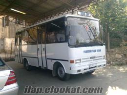 sahibinden satılık otobüs