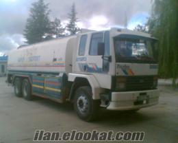 kirakık kamyon su tankeri